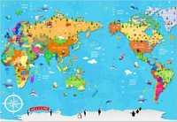 Can Be Customized Great Art Large Murals 3D Wallpaper Wall Stickers Children Bedroom Dinning Room Cartoon