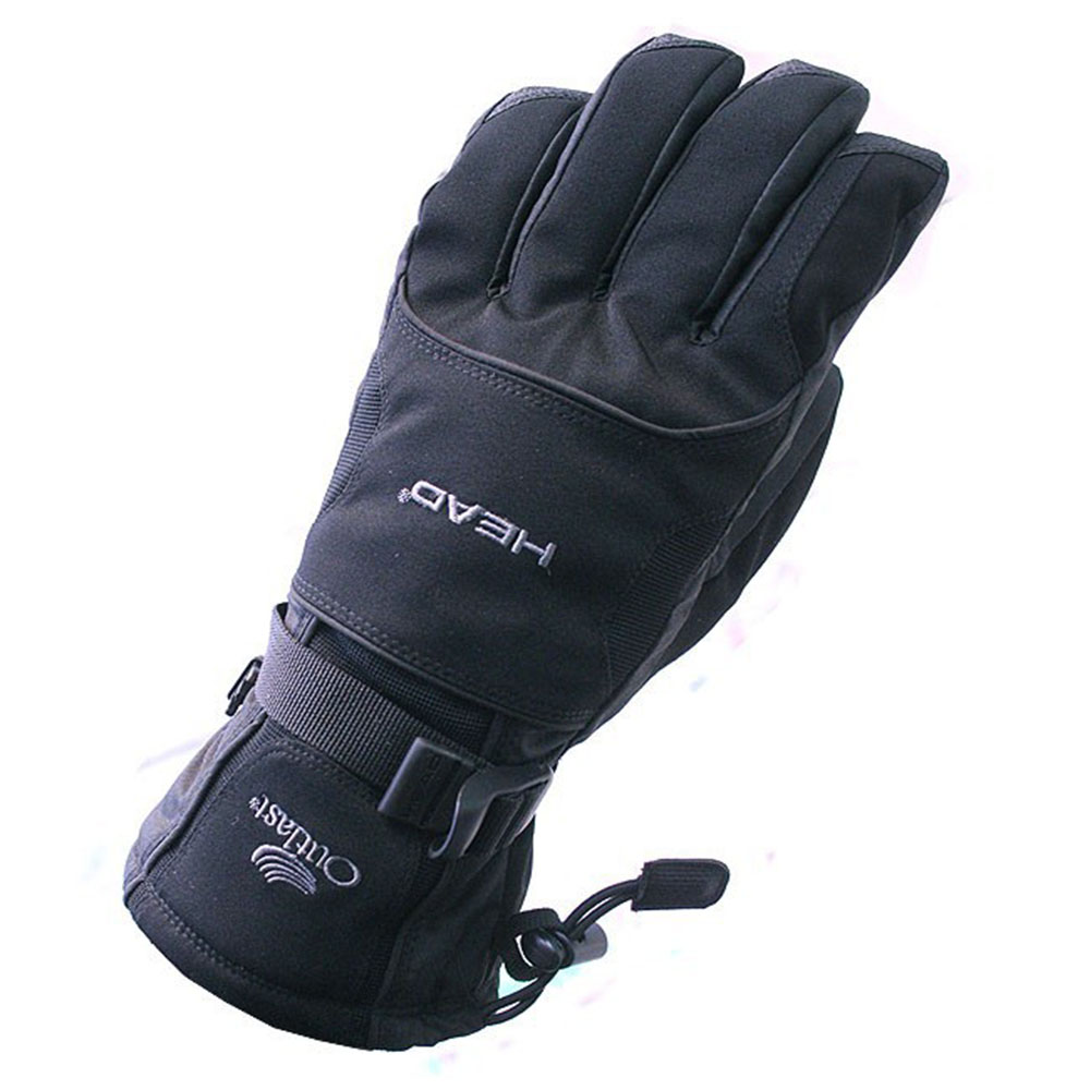 Motorcycle gloves outlast - Free Shipping Professional Head All Weather Waterproof Thermal Skiing Gloves For Men Motorcycle Winter Waterproof