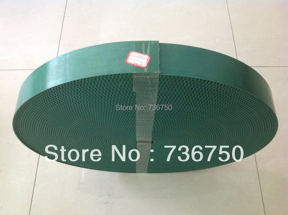 Good Quality Tajima Barudan SWF Embroidery Machine Spare Parts Open Timing Belt STD S5M Width 50mm Offered By Store 736750