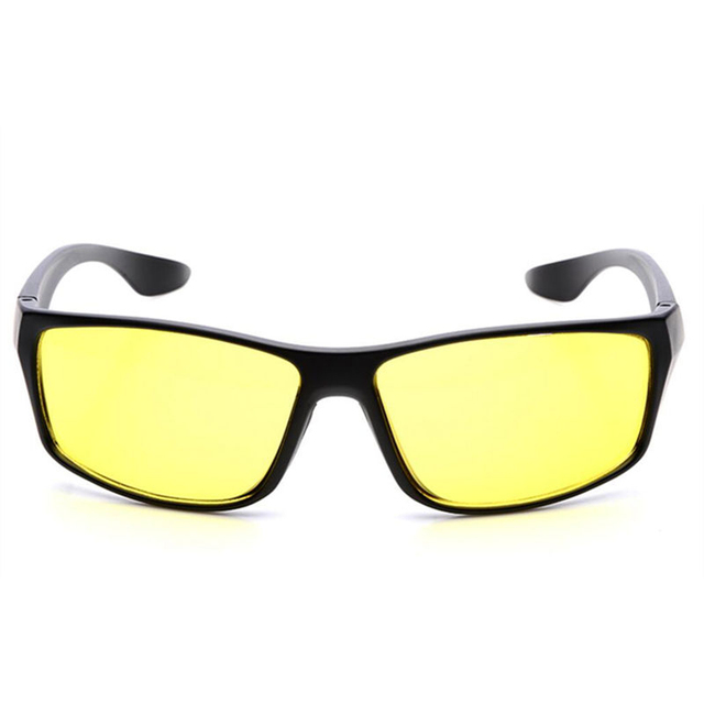 RILIXES TAC HD  Sunglasses Men Women Night Vision Driving Glasses Goggles Driver Aviation Yellow Sun Glasses UV400 with bag