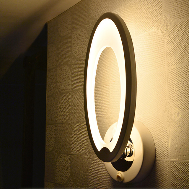 Wall Lamps Sconce With Switch Bedroom Home Modern  4