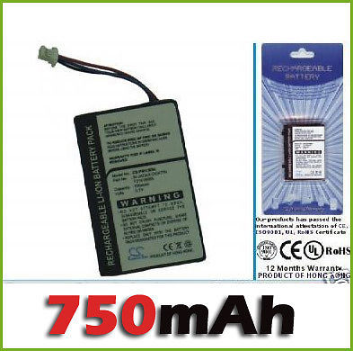 PDA / Pocket PC <font><b>Battery</b></font> Fit PDA For Palm M130, M135 <font><b>battery</b></font> (<font><b>750</b></font> <font><b>mAh</b></font>) new free shipping