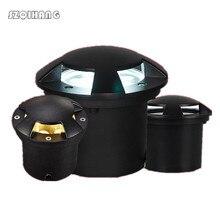 12W 7W 5W 3W Led underground light IP68 stainless steel deck Inground uplight for garden decoration Outdoor