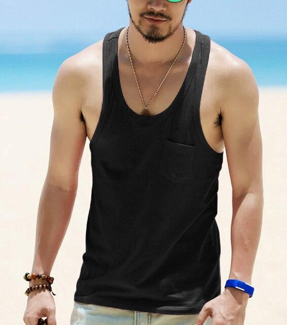 24a005a73adf1b Men sexy men shark tank top venice beach Fluorescence Muscle Tank Tops  Bodybuilding Clothing 100%