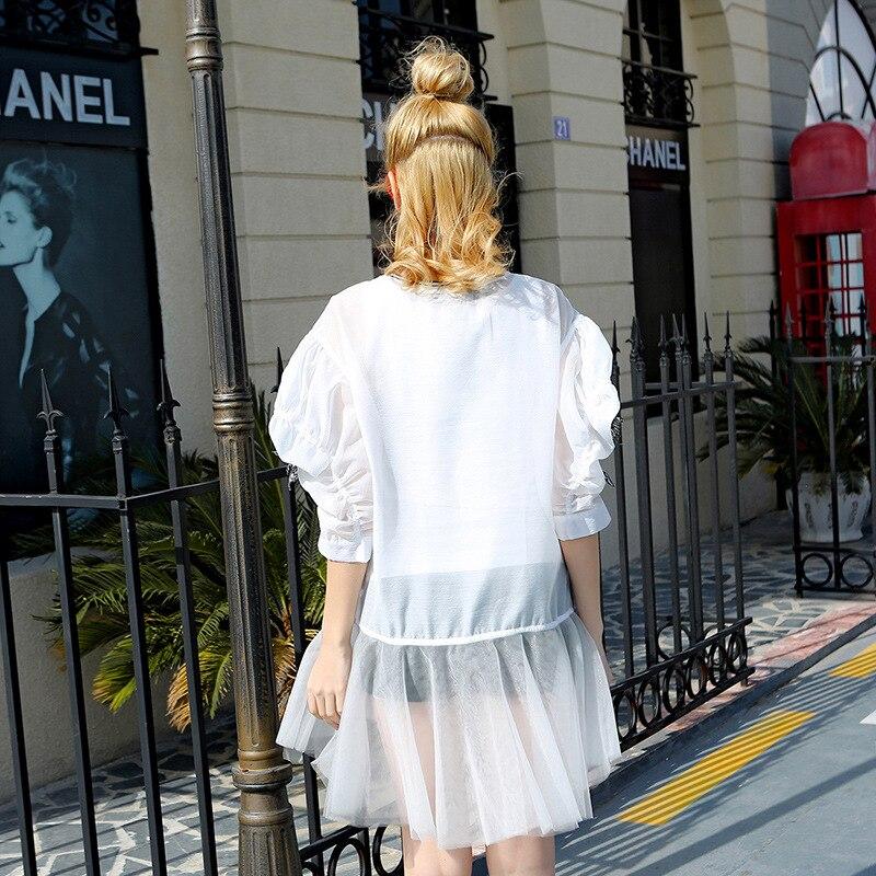 Partie 2017 Femmes Dames Club Mignon Casual Dress Scission D'été Mini Broderie Boho Lâche Tricot Sexy Streetwear Robes Gland kXnw80OPZN