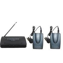 Shanhaiwer s-3007 mini tie clip-on ou de cabeça colar microfone sem fio mic microfone sem fio receptor e transmmiter