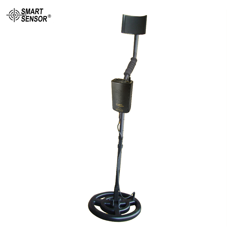 Smart Sensor AR944 Cheap Hand Held Under Ground Metal Detector Deep Search Treasure Metal Detector For New Learner  цены