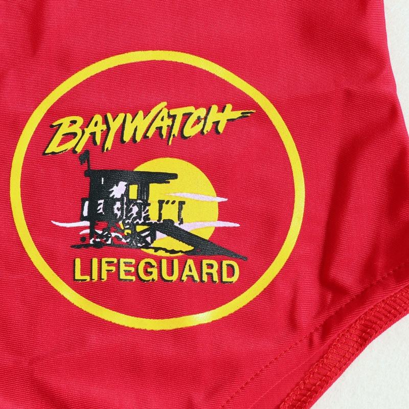 1494219f9b671 Dropwow BFUSTYLE American BAYWATCH The Same One Piece Swimsuit Women ...