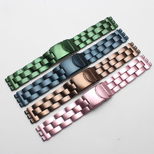 heat! Aluminum Watch band  For Swatch SWATCH Strap 19mm Lightweight Watch Accessory