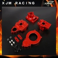 CNC Alloy Center diff gear box for 1/5 losi 5ive T rc car parts