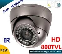 HD 800TVL Indoor CCTV Camera IR 1 3 CMOS 3 6mm 12mm Lens Optional Security Camera
