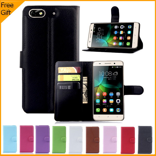 Luxury Flip Wallet PU Leather...