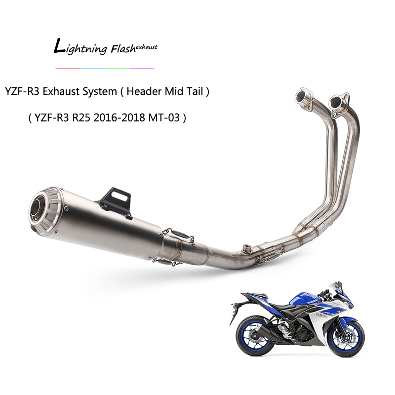 YAMAHA YZFR125  EXHAUST GASKET AND STAINLESS STEEL HEADER BOLTS CRUSH GASKET
