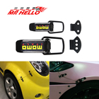 Universal Security mugen Hood Lock Clip Kit Quick Release Hook Lock Clip For Racing Car Truck Accessories
