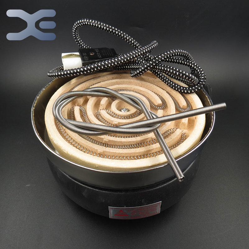 Kitchen Appliance 1500W Hot Plate Cook Stove Electrical Piastra Elettrica Per Cottura Coil Hotplate Plaque Chauffante