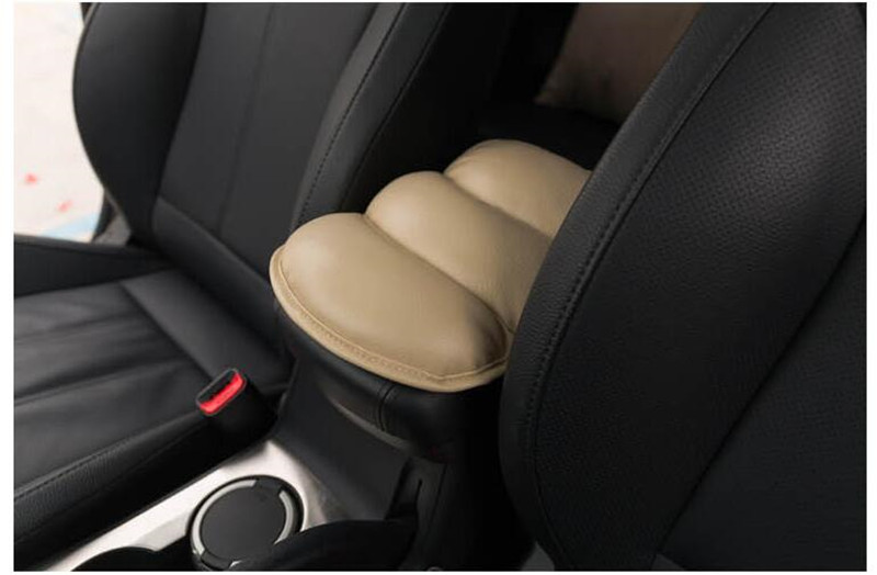 2017 Car Styling Armrests Pads For Chrysler 300c 300 Sebring Pt Cruiser Town Country Voyager 300m Pacifica Grand Accessories