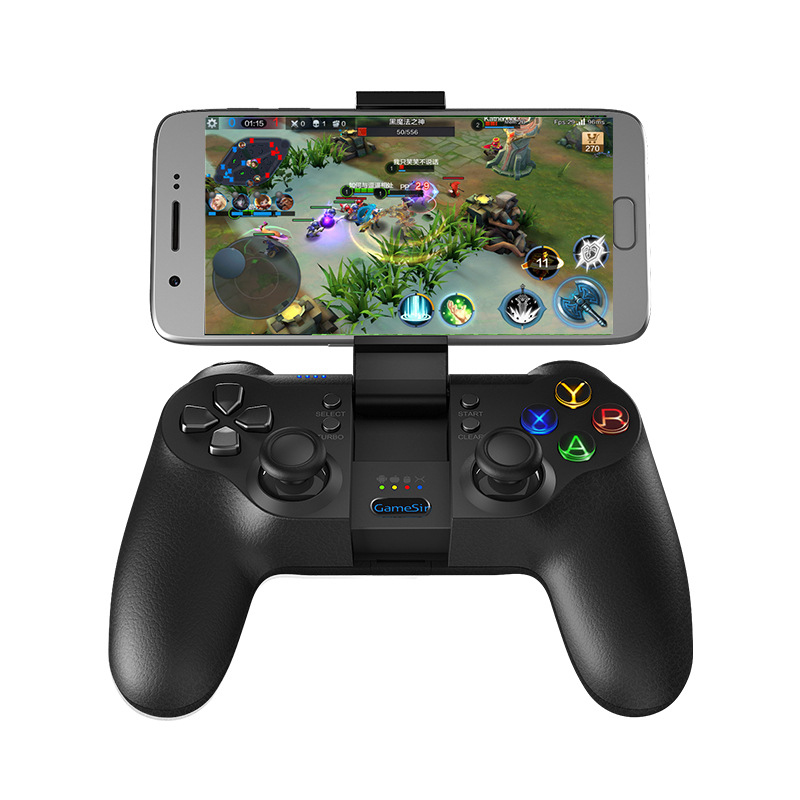 Wireless Bluetooth Controller USB Wired PC Gamepad 2.4 G Wireless Controller for iphone huawei xiaomi Phone Tablet Winows TV