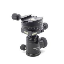 XILETU LPC-1 Adjusting Platform Panoramic Photograph Tripod head Adapter Ball 1/4″-3/8″ screw for Digital Camera