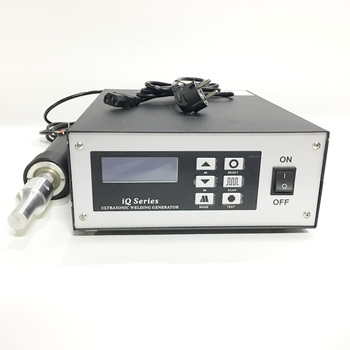 20khz 800W Hand-Held Ultrasonic Plastic Welding Machine For PE PP PVC