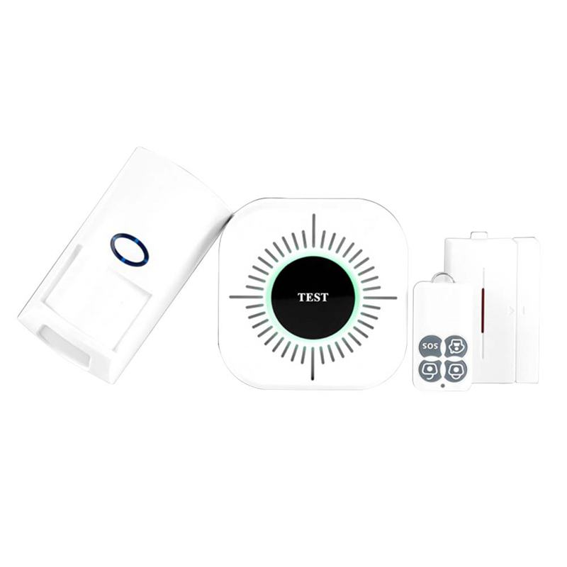 433MHz Wireless WIFI Home Burglar Security Alarm System 25KG Pet Immune PIR Motion Sensor Detector Kit Smart Phone App Control433MHz Wireless WIFI Home Burglar Security Alarm System 25KG Pet Immune PIR Motion Sensor Detector Kit Smart Phone App Control