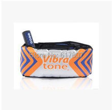1pc Free Shipping Vibra Tone Slimming Belt vibration belt