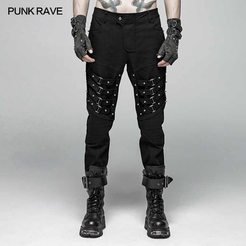 98a3aed70 Detalle Comentarios Preguntas sobre Punk Rave negro moda gótico ...