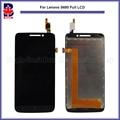 100% testado original ips 960x540 tela para lenovo s650 preto lcd com tela de toque digitador assembléia peças de reposição