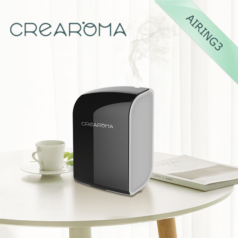 Crearoma aroma diffuser machine scent marketing solutions