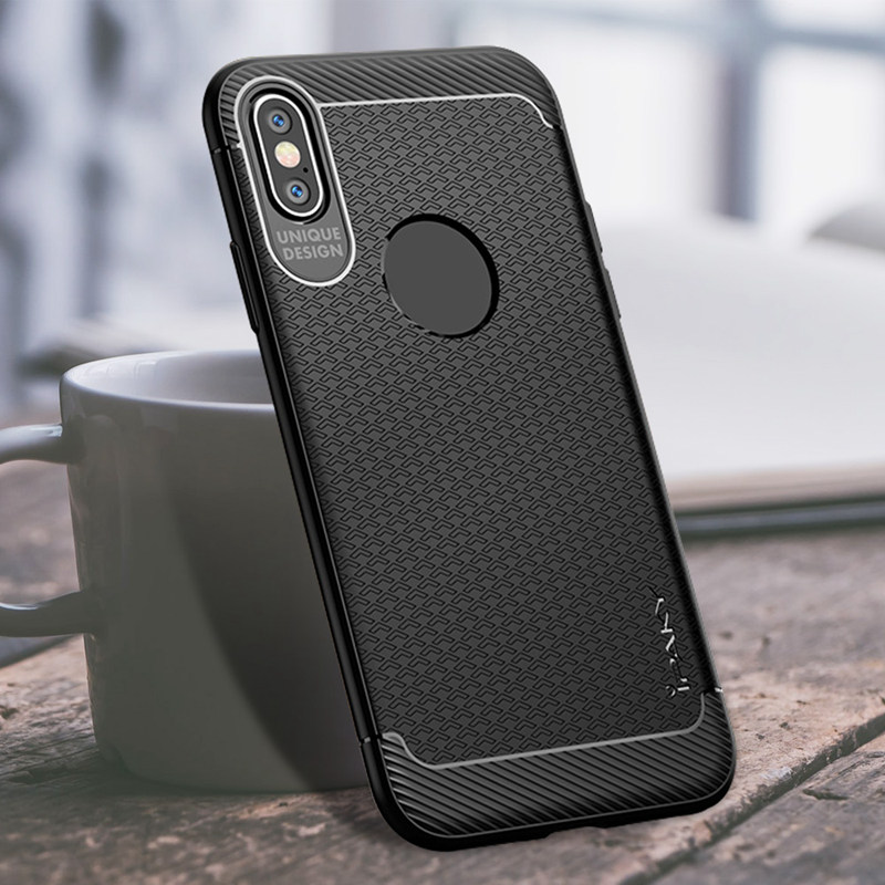 For Iphone X 10 silicone (4)