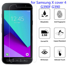 9H Tempered Glass for Samsung Galaxy Xcover 4 Screen Protector for Sams