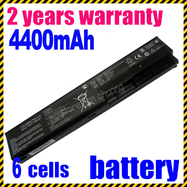 Jigu 6 celdas de batería portátil para asus a31-x401 a32-x401 a41-x401 a42-x401 x401 x401a x401u x401a1 x501 x501a x501a1 x501u