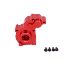 Aluminum Center Gear Box Mount For Rc Hobby Model Car 1/10 Axial Scx10 Upgraded Hop-Up Parts SCX0013 Jeep Wrangle Machined Alloy