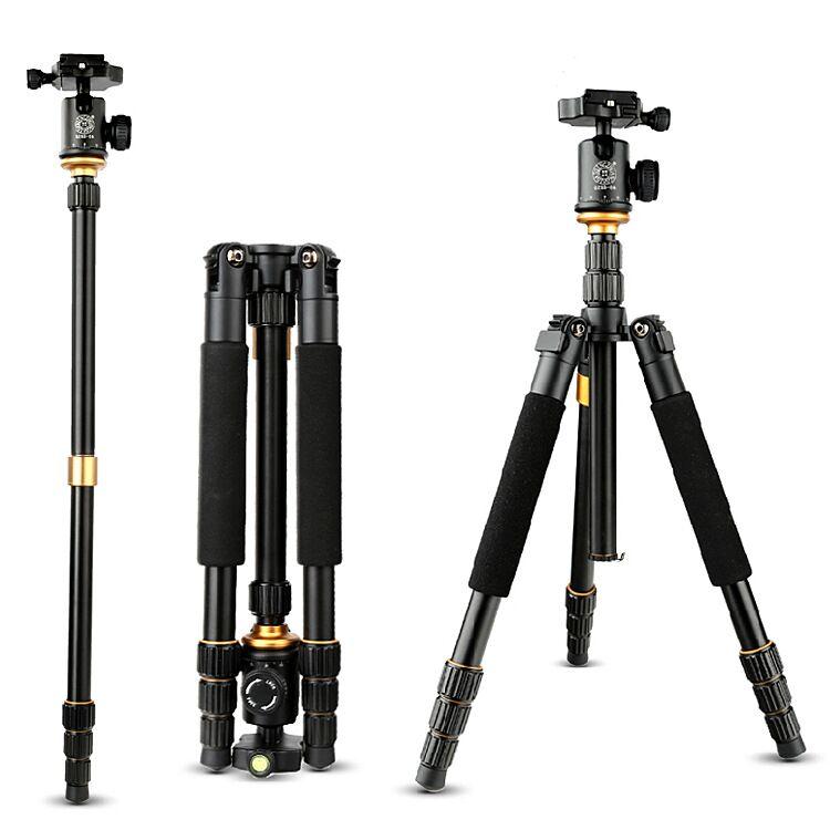 Solid Camera Tripod for DSLR Cameras