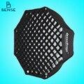 "GODOX 120 cm/48 ""Octagon Paraguas Softbox Plegable Portable Photo Studio Flash Speedlite Reflector Difusor con Rejilla Tipo Panal"