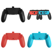 New 2019 2Pcs/Set L+R Controller Gaming Grips Handles Holder For Nintendo Switch Joy-con-Y1QA