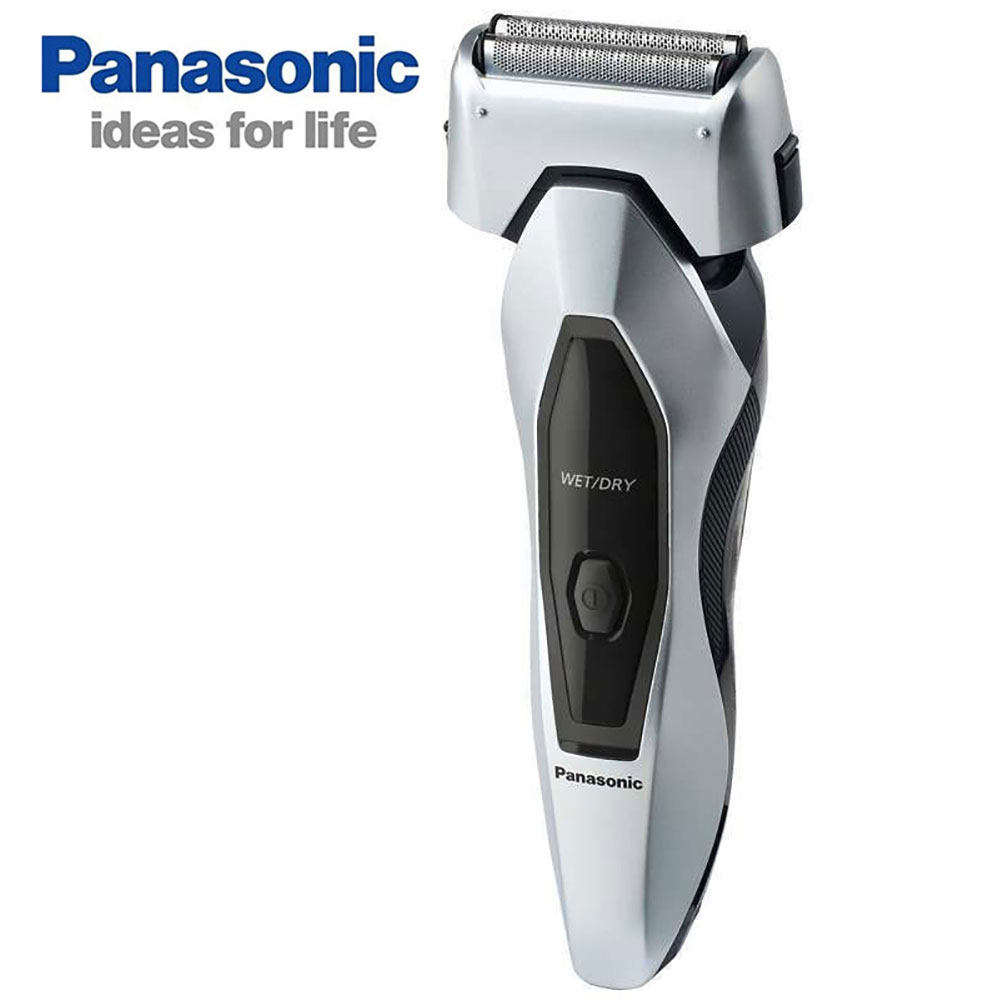 Panasonic Reciprocating Electric Shaver ES-RW35-S405 wet and dry Body Wash Men's Electric Razor with 2 Blade Pop-up trimme my pop up body book