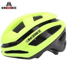 2018 NEW KINGBIKE Cycling Helmet Women Men 6 color Road Mountain Bicycle Helmets Ultralight helmet MTB Helmets Casco Ciclismo