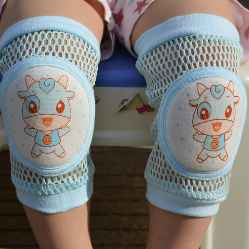 Baby Leg Warmers Cartoon Safety Baby Children Short Kneepad Girl Cotton Knee Pads Crawling Protector Kids Kneecaps kids leggings