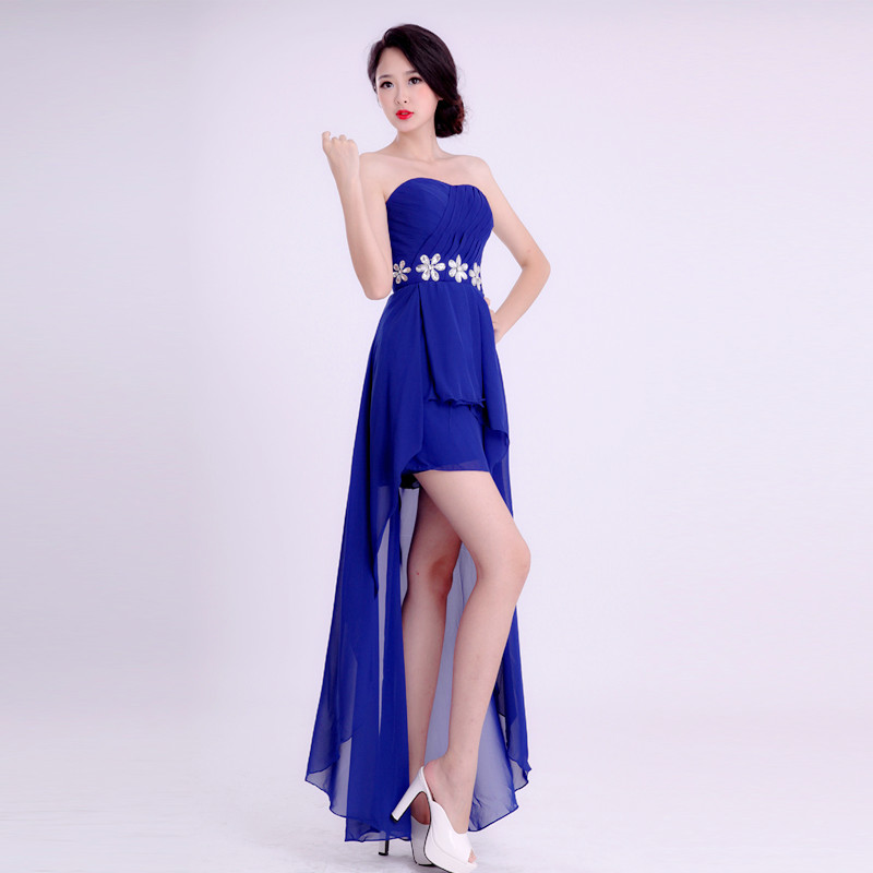 Popular Blue Bridesmaid Dresses under 50-Buy Cheap Blue Bridesmaid ...