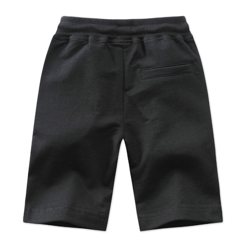 Children Boys Shorts 2021 Summer Zipper Pocket Design Kids Casual Knitted Shorts For Boys 3 4 6 8 10 12 14 Years Clothing Dwq240 2