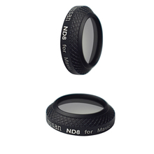 ND8 фильтр для дрона для DJI Mavic Pro Platinum ND8 фильтр Mavic Pro Камера профессиональных аксессуаров с коробка