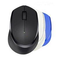 Frete grátis M275 3D Óptico USB 2.4 Ghz Wireless Mouse Com 1000 DPI Para Desktop Portátil