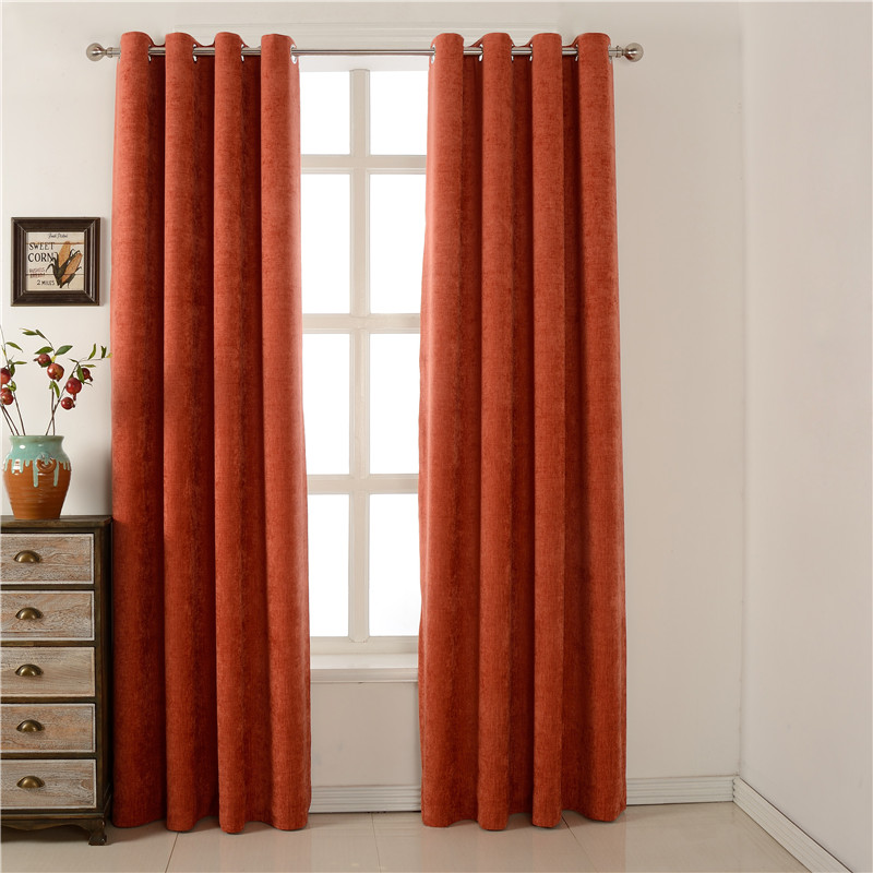Online Buy Wholesale Orange Curtain Panel From China Orange Curtain Panel Wholesalers