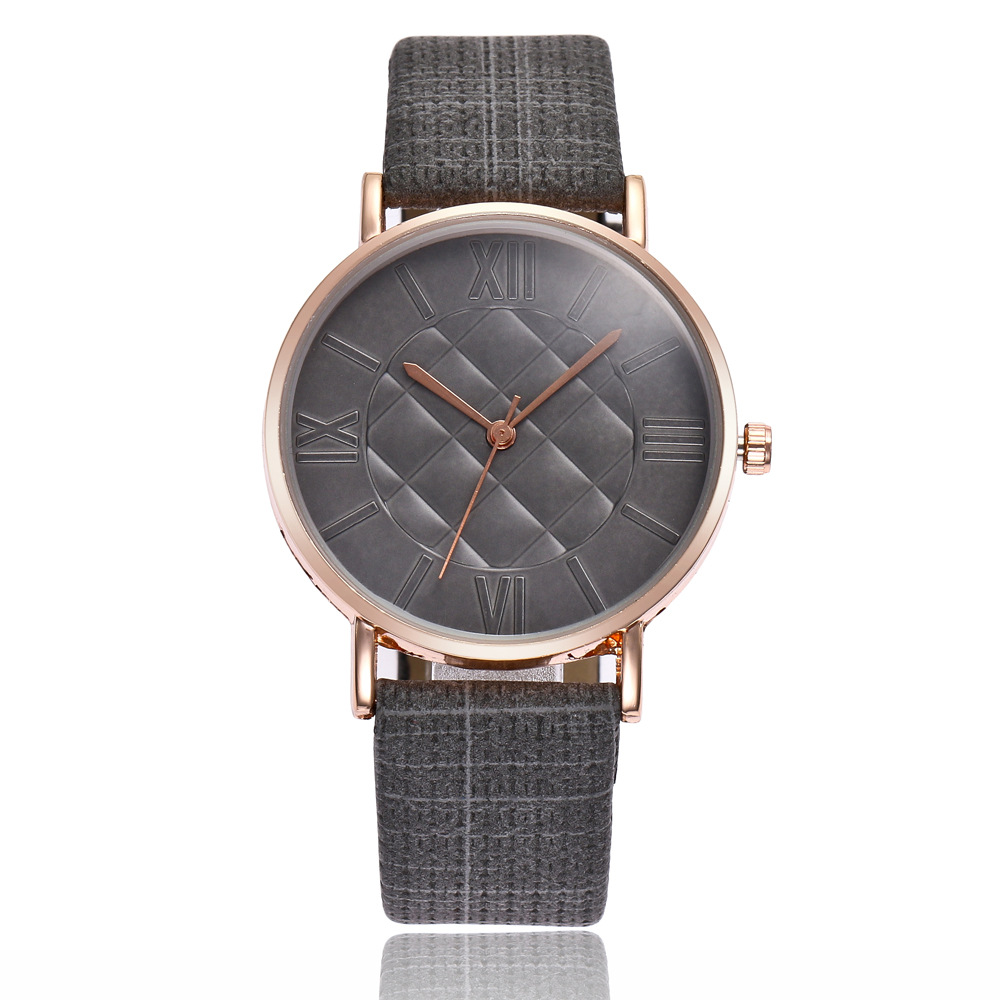 где купить Fashion simple watches women men quartz-watch 2018 luxury brand unique dial design watch leather wristwatches female clock по лучшей цене