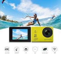 OTHA 4K Action Camera Ultra HD WIFI 1080P 30fps 2 0 LCD 170 Lens Aksiyon Kamera