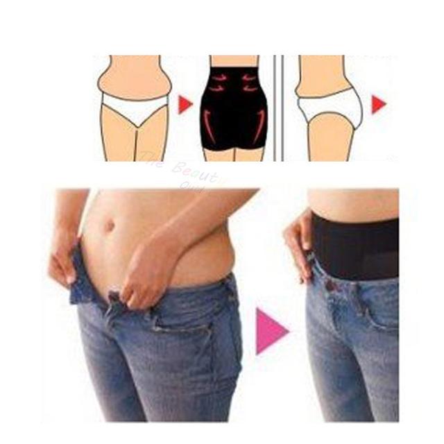 High Waist Butt Waist Trainning Trainning Corset Slimming