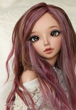 BJD 1/4doll-Celine шарнир куклы Бесплатная глаза
