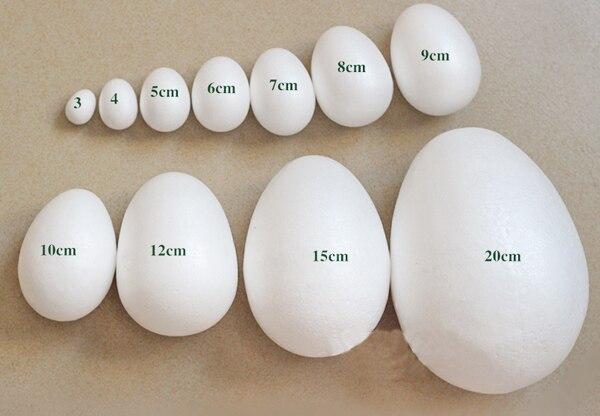 яйца из пенопласта доставка из Китая