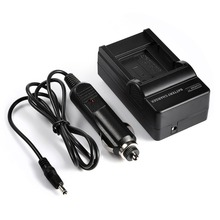 Powerextra Replacement Battery Charger For Sony Camera HDR-AZ1 HDR-AZ1/W HDR-AZ1VR/W Action Cam Batteries free shipping