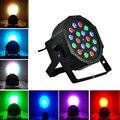 18 Вт 18-LED RGB прожектор для сцены вечеринки свадьбы шоу клуба паба диско DJ Освещение сцены проектор для вечеринки события эффект-US сток